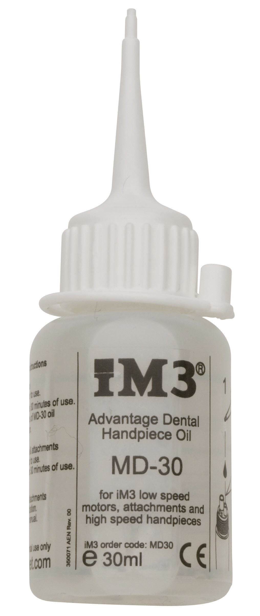 MD 30 Advantage Handpiece Oil - 30ml