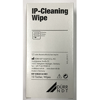 Image plate wipes 10's