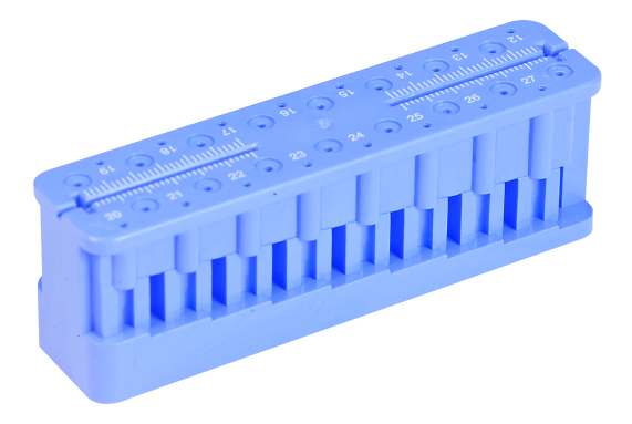 Endo Measuring Block