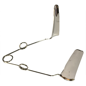 "Cheek Dilator - Long Reach ""60mm"" Curved (Large)"