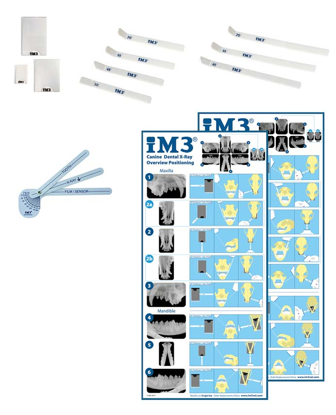 Complete X Ray Positioning Kit